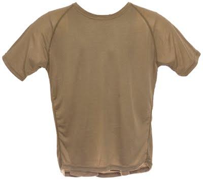 Camiseta interior: la prenda de capa 1